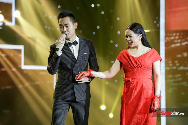 Dường như, liveshow Quang Lê lại không hấp dẫn bằng cơ hội hát ca khúc của nhạc sĩ Thái Thịnh. Một lần nữa, giọng ca Cô hàng xóm lại thất bại trước đàn chị Như Quỳnh.