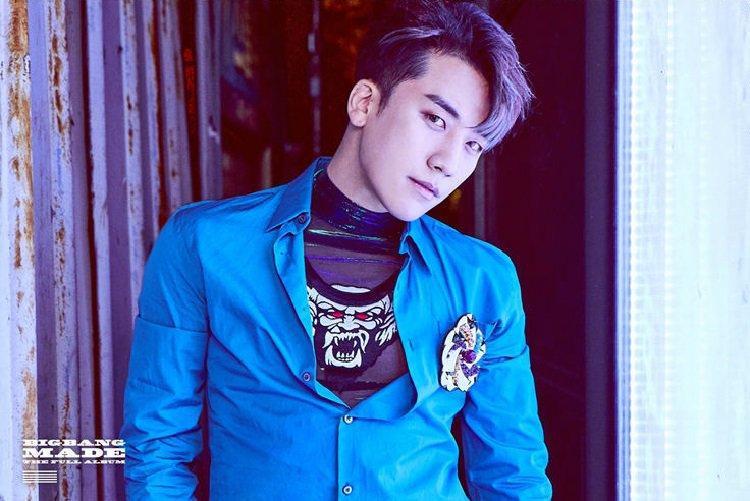 Seungri (BigBang) gửi lời nhắn tới người hâm mộ.