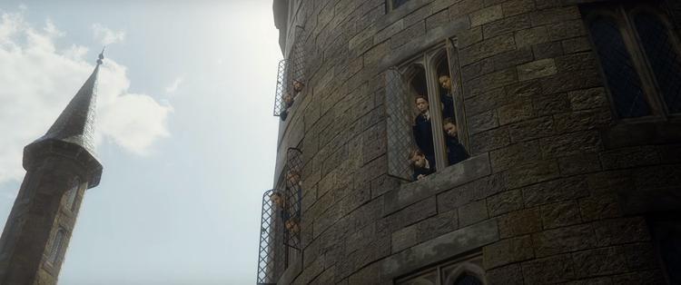 Fantastic Beasts 2: Về lại trường Hogwarts và gặp cụ Dumbledore thời trẻ trong teaser đầu tiên