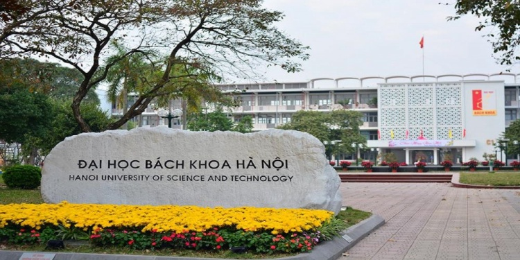 Ngôi trường mơ ước của biết bao sinh viên Việt Nam.