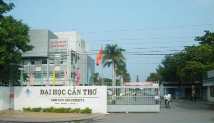 Đại học Cần Thơ - trường đào tạo trọng điểm vùng ĐBSCL.