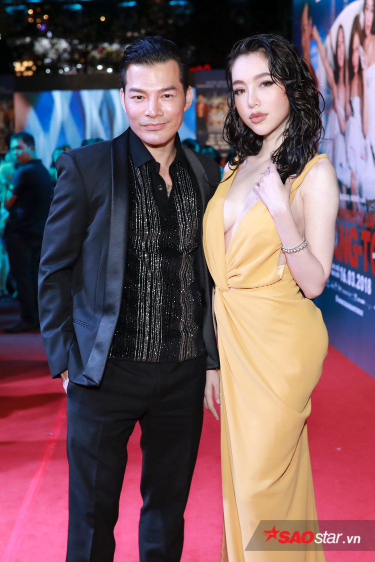 Trần Bảo Sơn và Elly Trần.