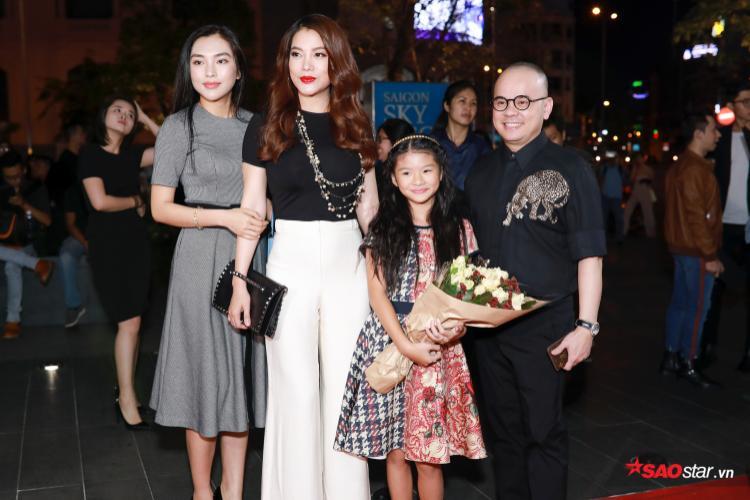 Mỹ Duyên  Đồng Ánh Quỳnh đối lập phong cách, Trương Ngọc Ánh dẫn con gái đến chúc mừng Trần Bảo Sơn