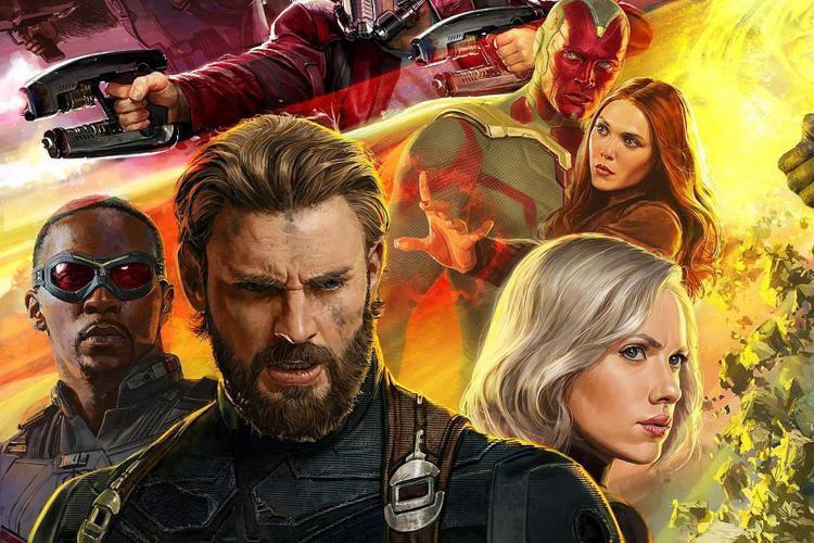 Fan sẽ không còn đợi quá lâu để thưởng thức trailer mới của Avengers: Infinity War