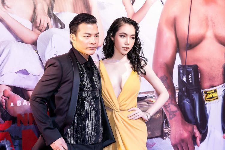 Nữ diễn viên sánh vai cùng 'tình cũ' Trương Ngọc Ánh - Đạo diễn Trần Bảo Sơn.
