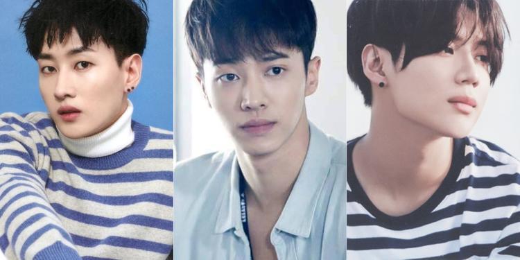 3 thần tượng nhảy chính của Super Junior, Highlight và Shinee.