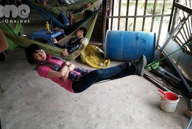 Nữ phượt thủ Lưu Đa từng khiến cư dân mạng trầm trồ thán phục.
