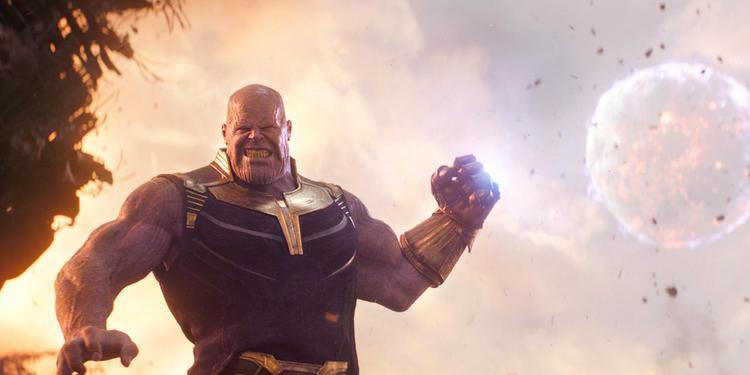 Quê hương của Thanos mang tên Titan.