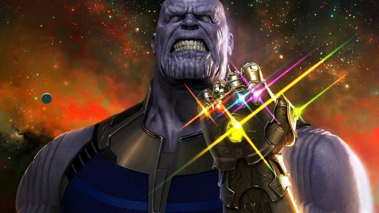Thanos không chỉ khoẻ mạnh về thể lực mà còn thông minh về trí lực.