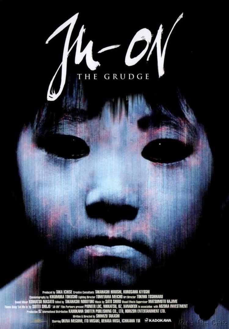 """Bản gốc """"Ju-on"""" (2002)."""