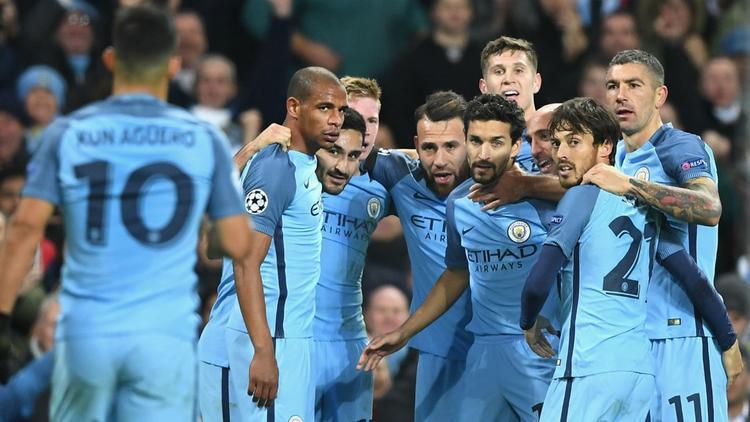 Man City đang gánh trên mình trọng trách lấy lại ví thế cho bóng đá Anh tại đấu trường châu Âu.