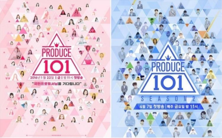 Độ phủ sóng của Produce 101 không chỉ dừng ở Hàn Quốc mà còn lan ra khắp thế giới.