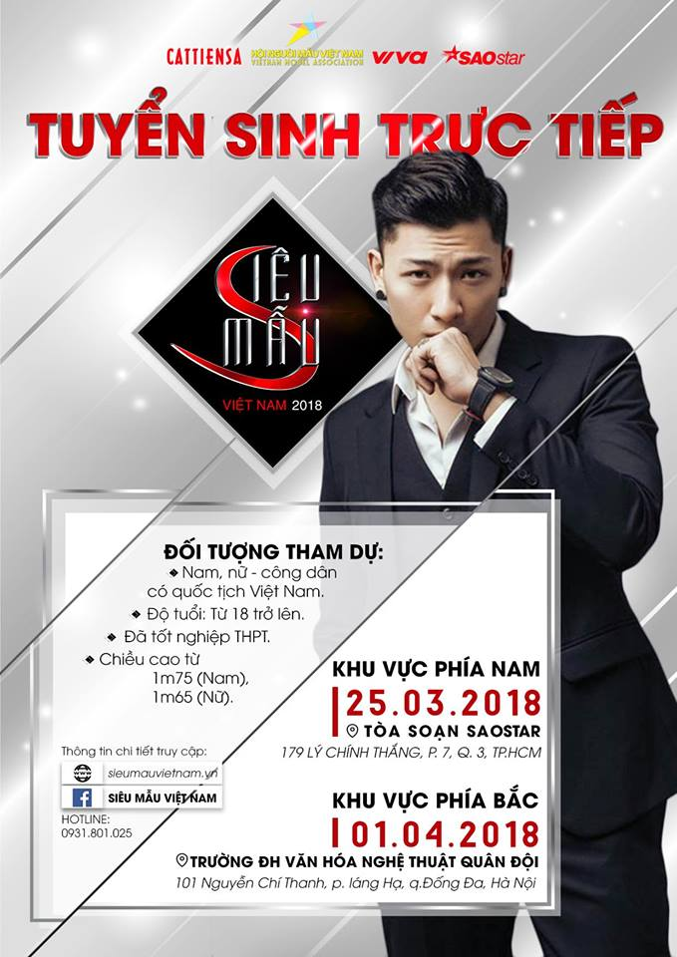 Các thí sinh Siêu mẫu Việt Nam 2018 chú ý, Lan Khuê và Minh Tú sẽ cùng đồng hành tuyển sinh đấy!