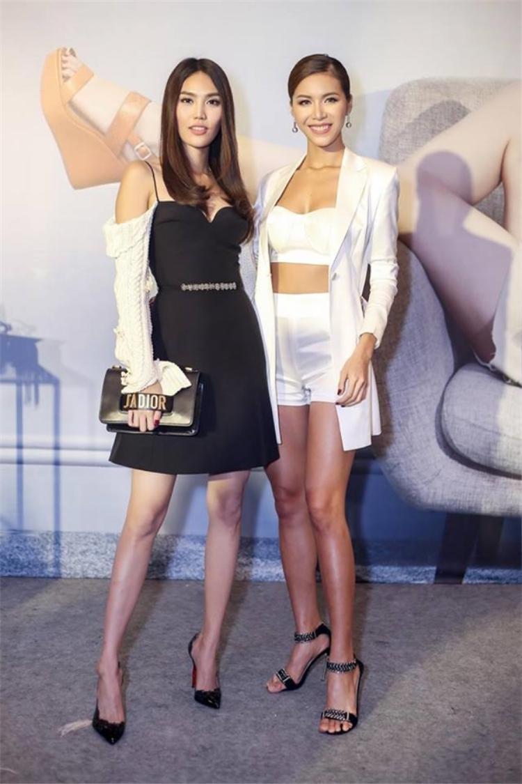 Cuộc thi là bệ phóng cho cả hai vươn lên trở thành những ngôi sao sáng trong làng thời trang Việt.