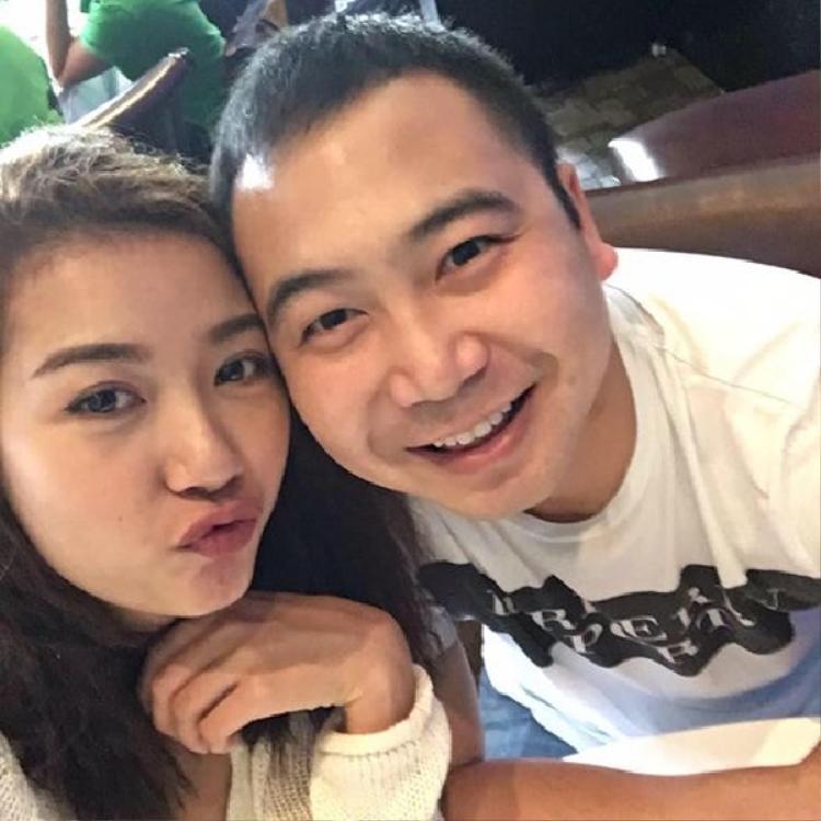Anh từng hẹn hò 3 năm với Á hậu Thuý Vân.