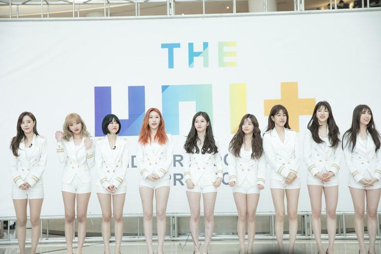 9 cô gái bao gồm Euijin (No.1), Yebin, NC.A, Yoonjo, Lee Hyun Joo, Yang Jiwon, Woohee, ZN, và Lee Suji (No.9).