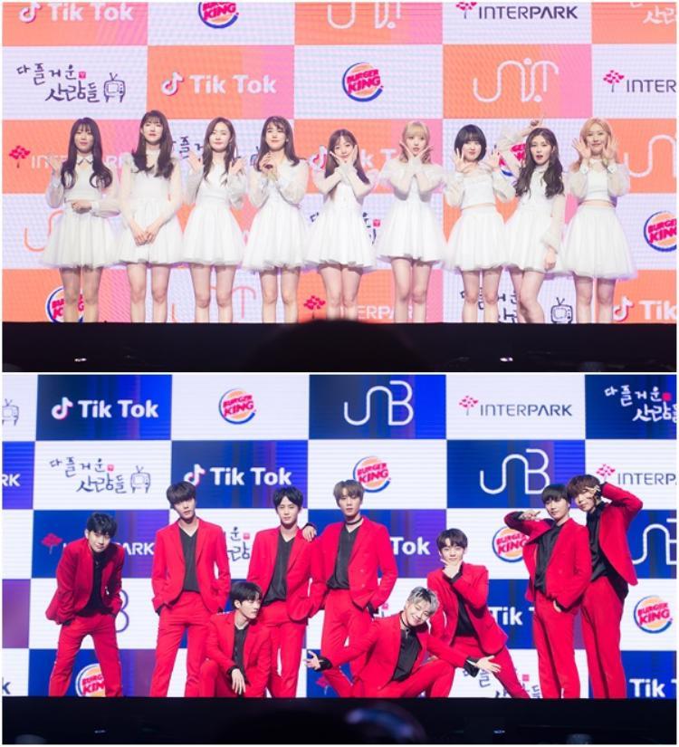 Ngày 3/3, UNI.T và UNB đã tổ chức fanmeeting đầu tiên của cả 2 mang tên Thank To Fanmeeting.