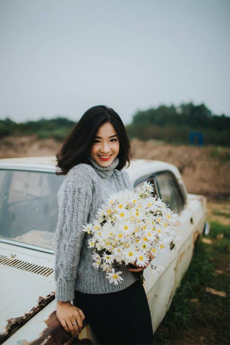 Ai cũng phải ấn tượng trước vẻ đẹp vô cùng cuốn hút của Trần Thanh Hằng - CT43A