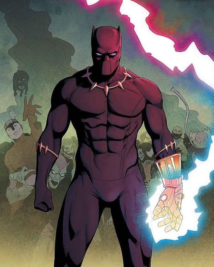 Những siêu anh hùng trong lịch sử comic từng sở hữu chiếc găng tay Infinity Gauntlet