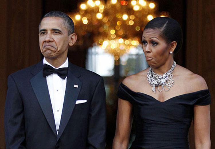 4 người nổi tiếng bỗng dưng thành đề tài chế ảnh trên Internet, đến Tổng thống Mỹ cũng không được tha