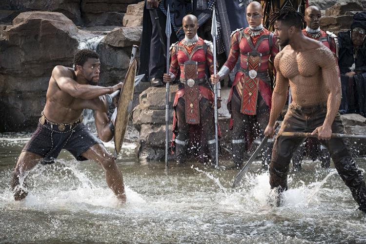 Sau Avatar (2009), Black Panther là phim đầu tiên dẫn đầu phòng vé Bắc Mỹ liên tiếp 5 tuần