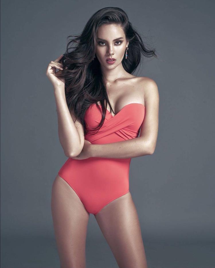 Với khả năng giao tiếp tiếng Anh trôi chảy cùng vẻ ngoài rạng rỡ, Catriona Gray được kỳ vọng sẽ mang về thành tích tốt cho Philippines tại đấu trường nhan sắc Miss Universe sắp tới.