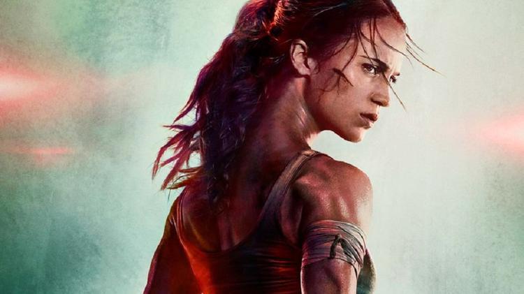 Tiểu thư Lara Croft thiếu kinh nghiệm nhưng vô cùng dũng cảm.