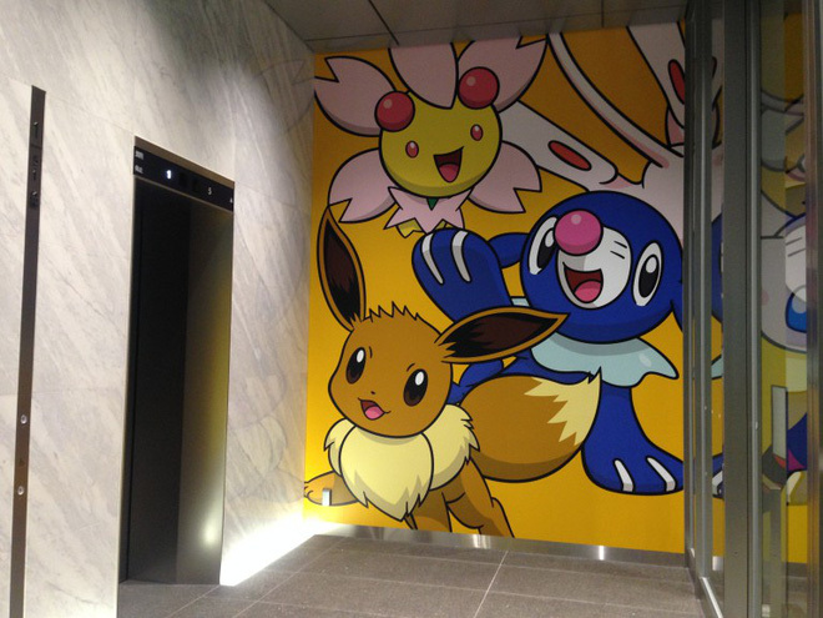 Ghé thăm quán Pokemon đầu tiên trên thế giới được mở ở Nhật Bản