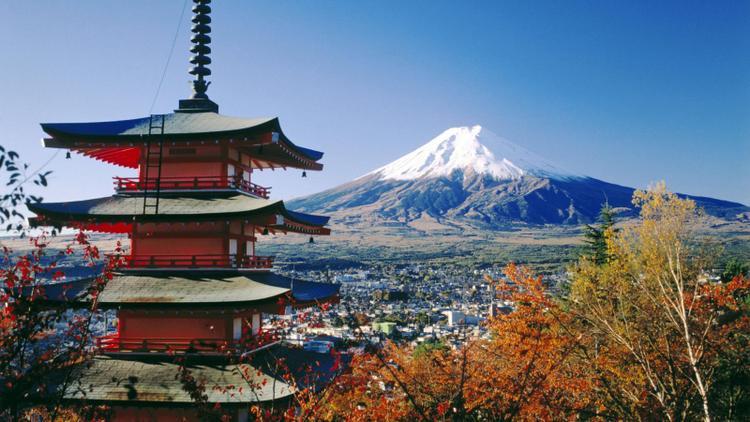 Đất nước Nhật Bản.