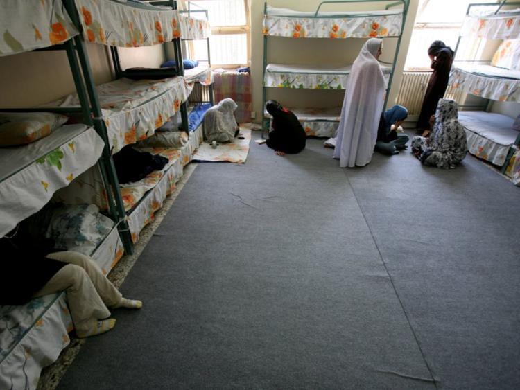 Nhà tù Evin ở Tehran, Iran đã bị buộc tội không cung cấp lương thực và chăm sóc y tế cho các tù nhân. Ảnh: Reuters
