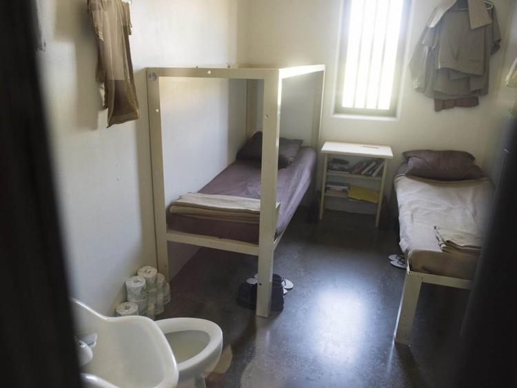 Cơ quan điều hành liên bang ở El Reno, Oklahoma, Mỹ là một nhà tù tầm trung, với khoảng 1.000 tù nhân nam. Ảnh: AFP