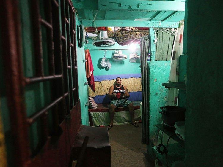 Các tù nhân phải đối mặt với nguy cơ tử vong bất cứ lúc nào tại Desembargador Raimundo Vidal Pessoa penitentiary ở Manaus. Năm 2017, 4 người đã thiệt mạng trong vụ bạo động nhà tù. Ảnh: Getty