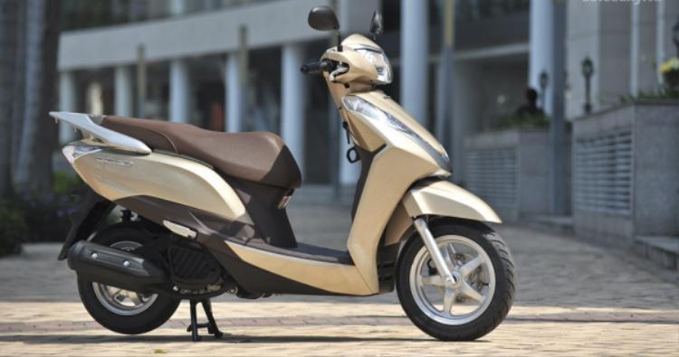 4 mẫu xe tay ga có thiết kế tinh tế đáng mua dành cho phái đẹp