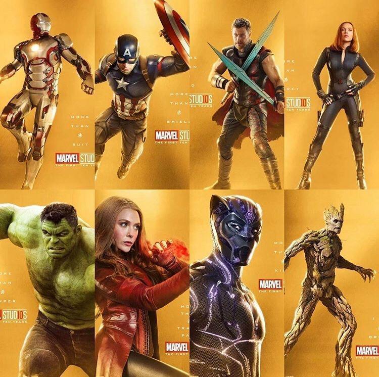 Thứ tự đúng nhất để xem lại 18 phim của Marvel trước thềm ra mắt Avengers: Infinity War