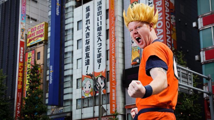 """""""Dragon Ball"""" đã tạo ra những niềm đam mê bất diệt, bất chấp độ tuổi."""