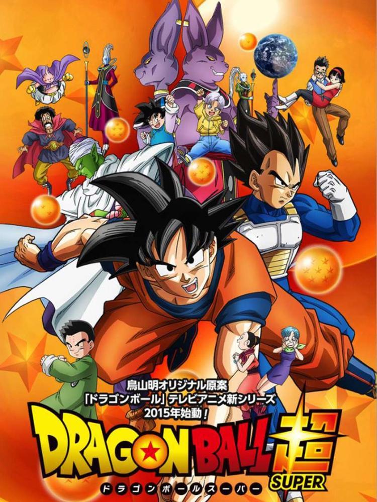 Goku ơi, hãy luôn bên cạnh tớ nhé!