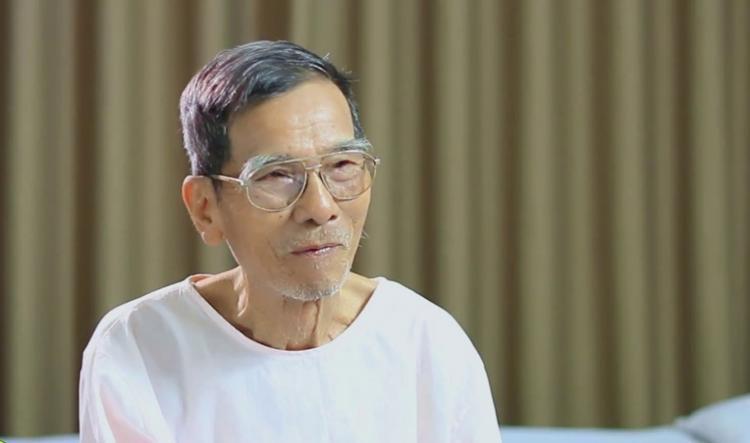 Nghệ sĩ Trần Ngọc Hạnh.