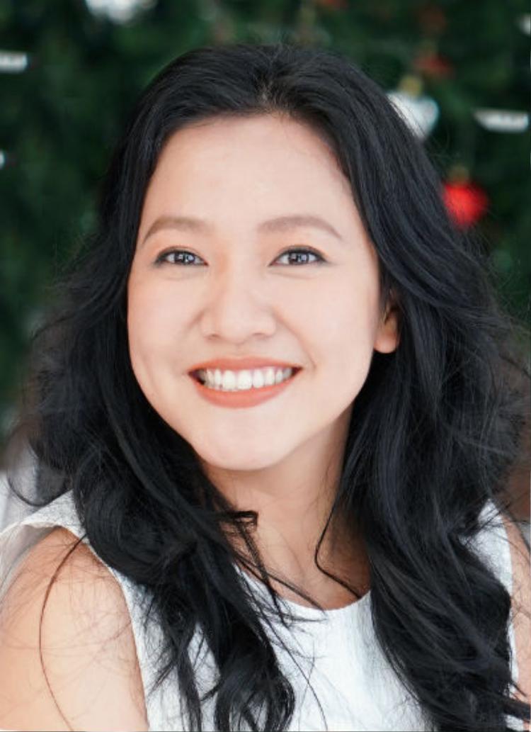 Lê Diệp Kiều Trang có thành tích học tập rất ấn tượng.