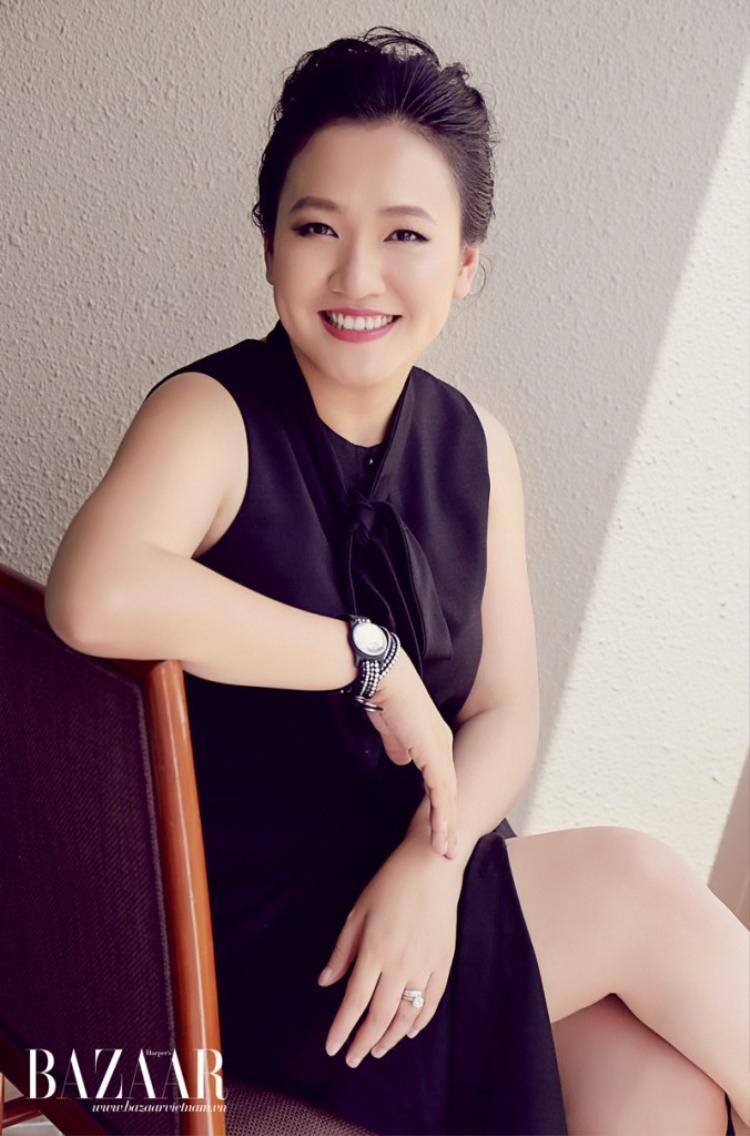 Chân dung nữ Giám đốc Facebook Việt Nam