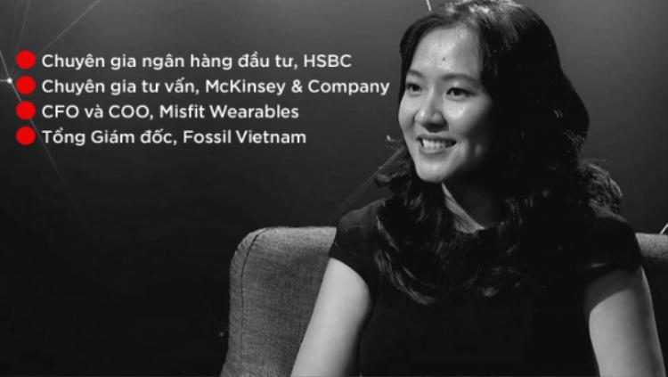 Những vị trí Kiều Trang từng trải qua trước khi đầu quân cho Facebook.
