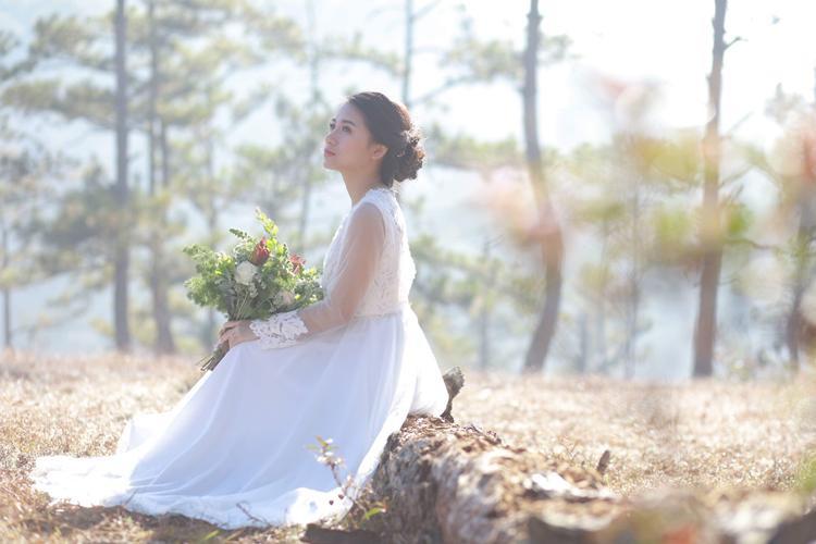 Ấn tượng ban đầu với Quốc Đạt, Mai Lê là cô gái khó gần.