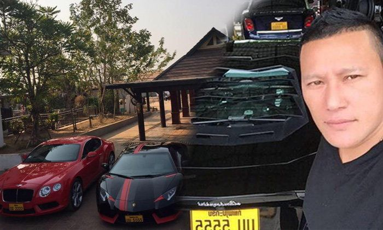 Trùm ma túy khét tiếng này che giấu tội ác dưới vỏ bọc kinh doanh khách sạn và buôn bán xe sang. Ảnh Sanook