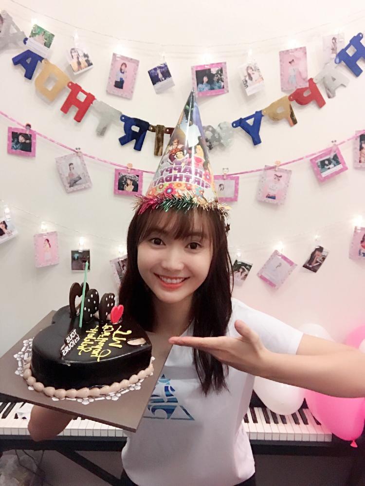 Chúc mừng sinh nhật Jang Mi!