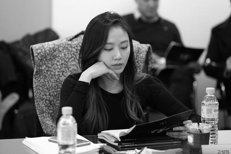 Go Sung Hee hiện đang thu hút nhiều sự chú ý qua bộ phim Mothers của Lee Bo Young.