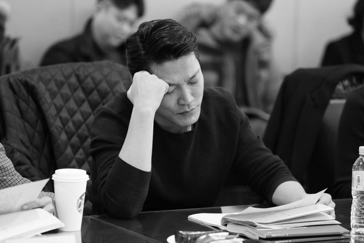 Diễn viên Choi Gwi Hwa.