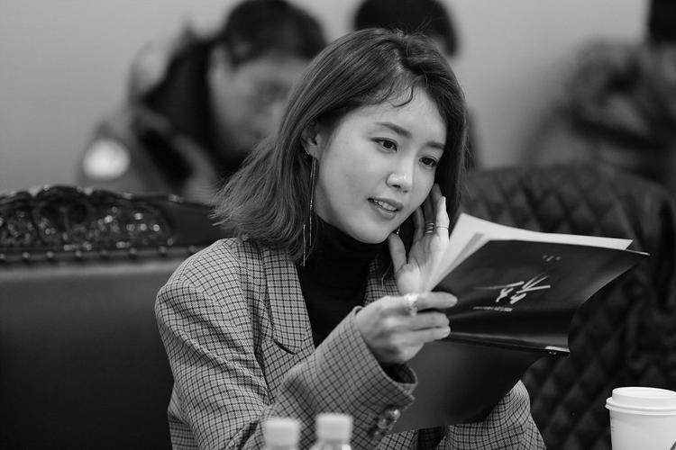 Nhan sắc mặn mà của Chae Jung Ahn ở tuổi 40.