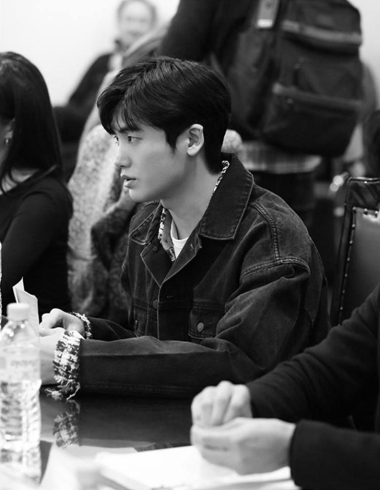 Thành viên của ZE:A - Park Hyung Sik.