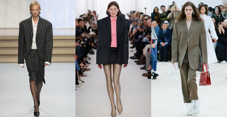Áo vest độn vai, ngang to là một trong những xu hướng được các nhà mốt quốc tế lăng xê trong nhiều bộ sưu tập Xuân Hè 2017. Những chiếc vai độn vuông to này đến từ thời trang của thập niên 80 theo dòng chảy trở lại mạnh mẽ, mang đến cho style menswear thêm lựa chọn thú vị.