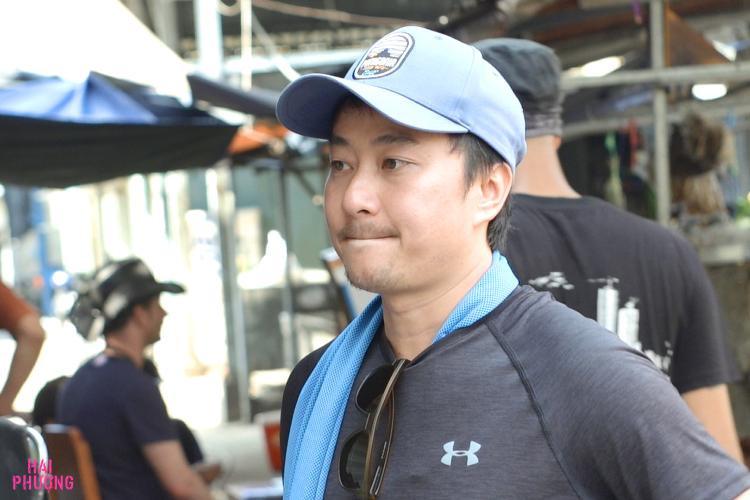 Đạo diễn Lê Văn Kiệt.