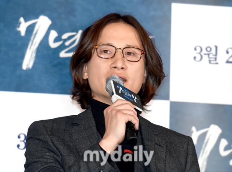 Diễn viên Song Sae Byuk.